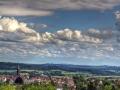 Gruenberg_Kirche_Diebsturm